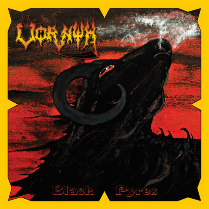 Vornth – Black Pyres (Iron Tyrant)
