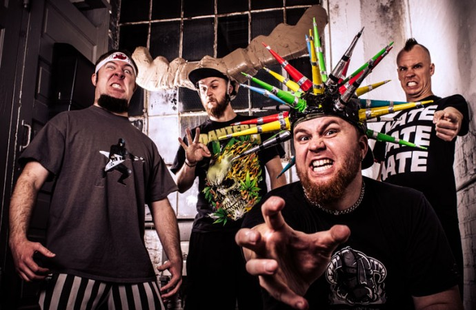"Psychostick's Matty J: ""Is a money-hungry chaotic clusterfucksphere a shape?"""