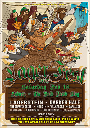 Lagerfest IV: Coming Soon…