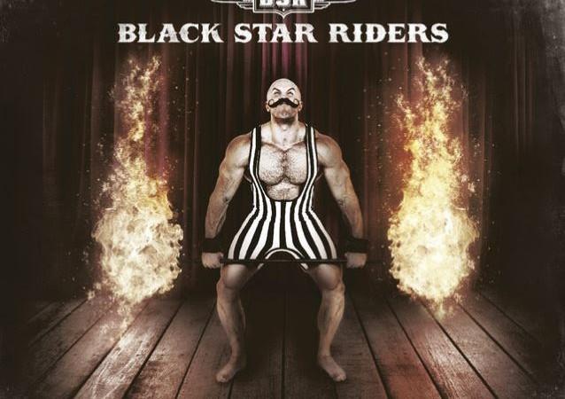 Black Star Riders – Heavy Fire (Nuclear Blast)