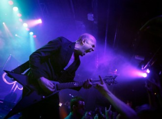 Devin Townsend: Lecturing For Free Next Week!
