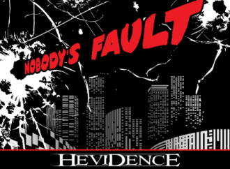 Hevidence – Nobody's Fault (Frontiers Music)