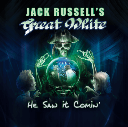 Jack Russell's Great White: New Album Out This Month…