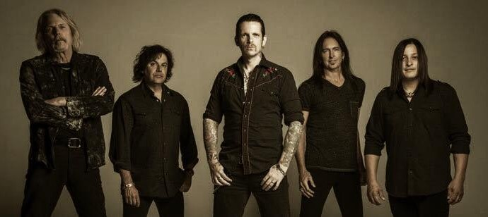 "Black Star Riders' Ricky Warwick: ""We're ready to step out of the shadows of Thin Lizzy""…"