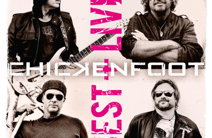 Chickenfoot – Best + Live to Land Soon…