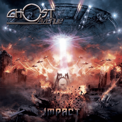 Ghost Avenue – Impact (Pitch Black Records)