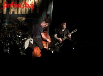 Tiger Army – Metro Theatre, Sydney, 18/02/2017