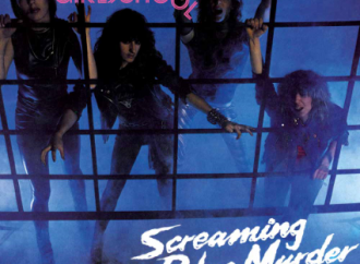 Girlschool – Screaming Blue Murder (Dissonance Reissue)