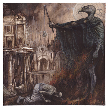 Craven Idol – The Shackles of Mammon (Dark Descent Records)