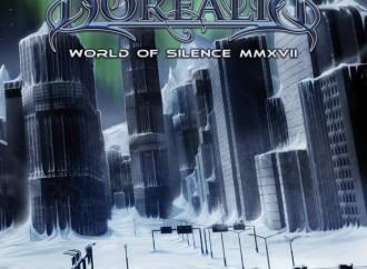 Borealis – World of Silence – MMXVII (AFM Records)