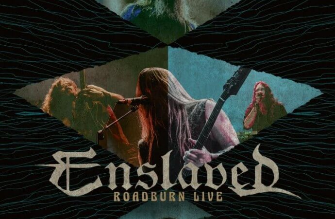 Enslaved: New Live Album To get Record Store Day Release!