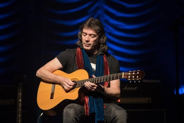 Steve Hackett: Going Back to the Start…