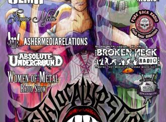 Metalocalypstick: A metallic Lilith's Fair!