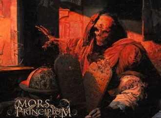 Mors Principium Est – Embers of a Dying World (AFM)