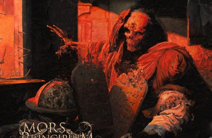 Mors Principium Est – Embers of a Dying World (AFM)