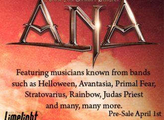 ANA Metal For Charity – Ana