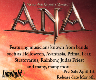 Ana Metal for Charity