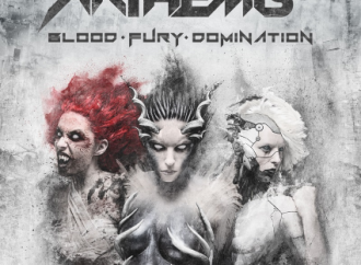 Arthemis – Blood-Fury-Domination (Scarlet Records)