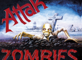 Attak – Zombies (Dissonance Reissue)