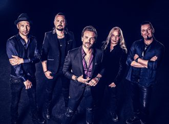 "Brother Firetribe's Pekka Ansio Heino: ""Van Halen's '1984' is in our DNA!"""