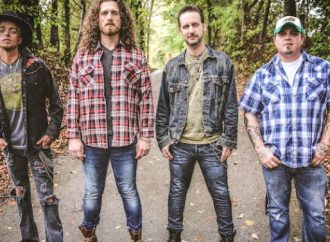 "Ben Wells of Black Stone Cherry: ""Go out there and have fun and remember that you're trying to follow a dream""…"