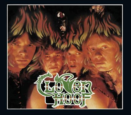 Cloven Hoof – Cloven Hoof (Dissonance Reissue)