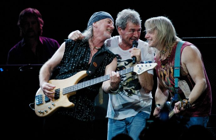 "Deep Purple's Ian Gillan: ""It's good to get worked up because then you can get some venom into your work""…"