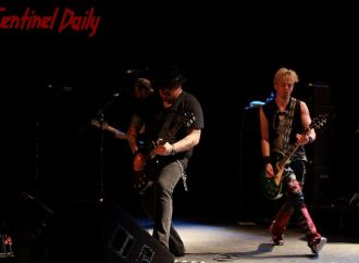 Black Stone Cherry – Factory Theatre, Sydney, 21/04/2017