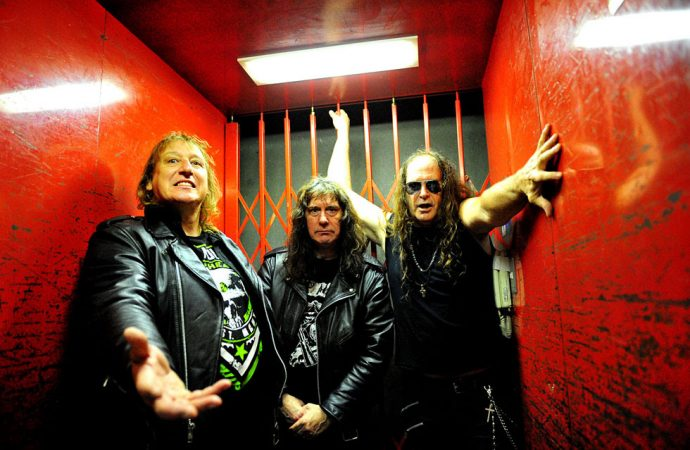 Raven: NWoBHM Legends to Tour Europe in June!
