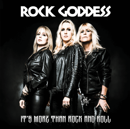 Rock Goddess – It's More Than Rock n'Roll (Bite You to Death Records EP)