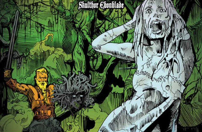 Temptation's Wings – Skullthor Ebonblade (Own Label)