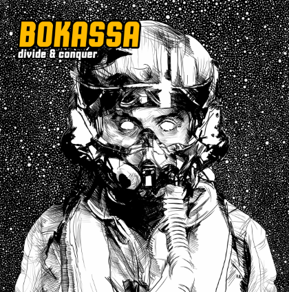 Bokassa – Divide & Conquer (All Good Clean Records)