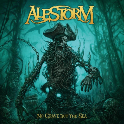 Alestorm – No Grave But the Sea (Napalm Records)