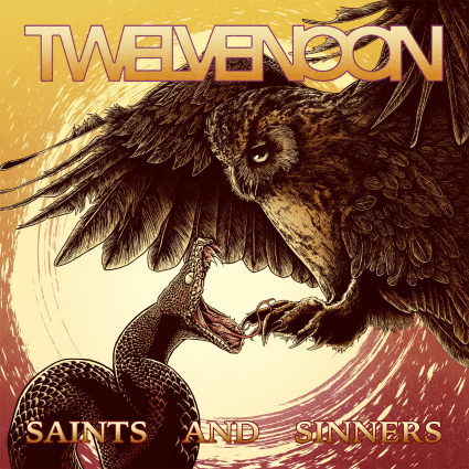 Twelve Noon – Saints and Sinners (Eclipse Records)