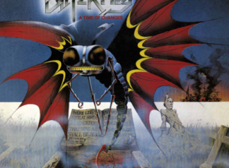 Blitzkrieg – A Time of Changes (Dissonance Reissue)
