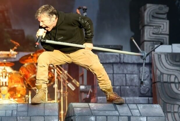Iron Maiden – Motorpoint Arena, Nottingham 04/05/2017