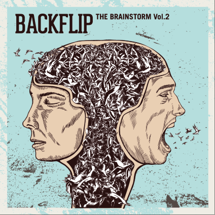 Backflip – The Brainstorm Vol II (Hellxis Records EP)