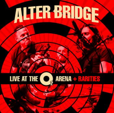 Alter Bridge: New Live Album Plans Announced