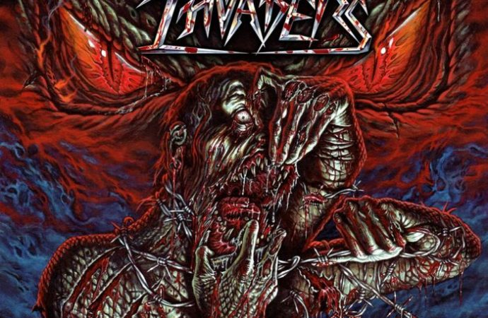 Evil Invaders: First Details of New Album Announced!