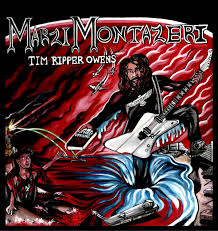 Marzi Montazeri Featuring Tim 'Ripper' Owens – The Uprising (Own Label EP)