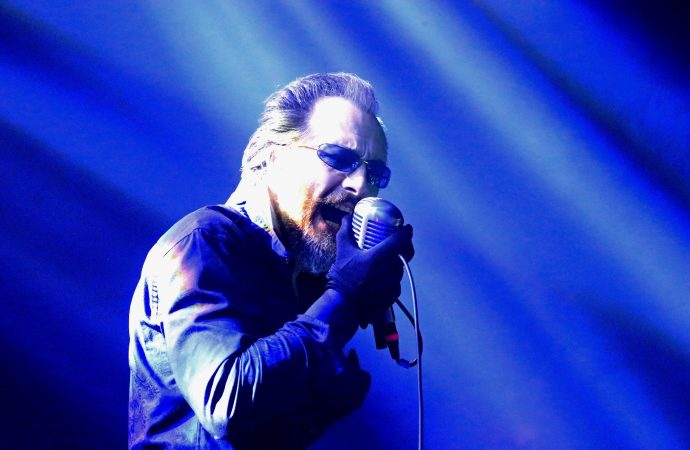 The Damned – Hellfest, Clisson, France 17/06/2017