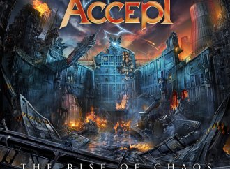 Accept – The Rise of Chaos (Nuclear Blast)