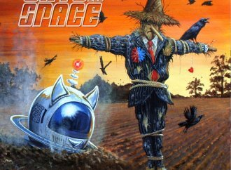Cats in Space Scarecrow – (Own Label)