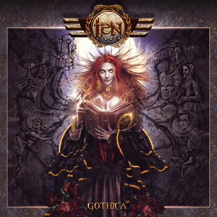 Ten – Gothica (Frontiers Music)