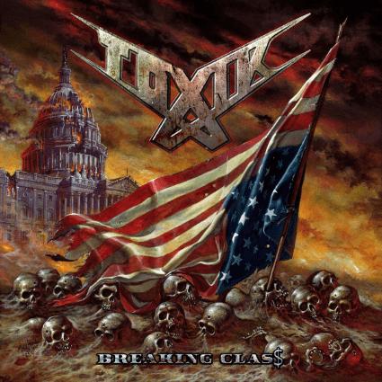 Toxik – Breaking Class (Own Label EP)