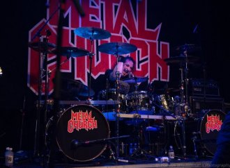 Metal Church: New Drummer Inducted!