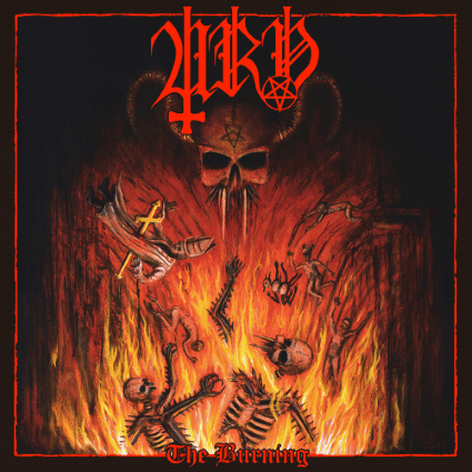 Urn – The Burning (Iron Bonehead)