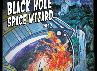 Howling Giant – Black Hole Space Wizard Part 2 (Own Label)