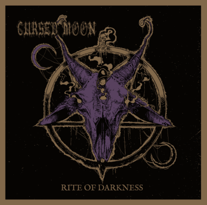 Cursed Moon – Rite of Darkness (Hells Headbangers)