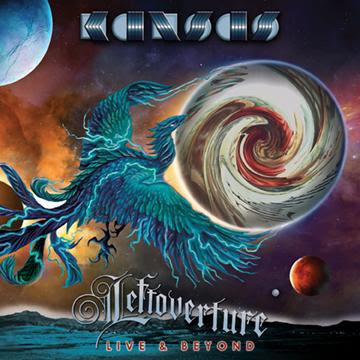 Kansas: New Live Album on the way…